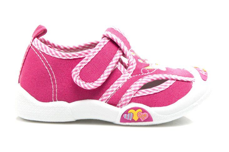 Kapcie Dzieciece Dla Dzieci Americanclub Rozowe Buty Domowe American Club Baby Shoes Sneakers Shoes