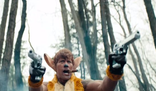 """This SNL Video Featuring """"The Rock"""" Is The Funniest Thing Ever! 