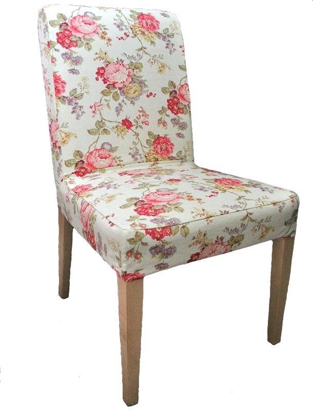 IKEA Henriksdal dining chair custom slipcover Ikea chair