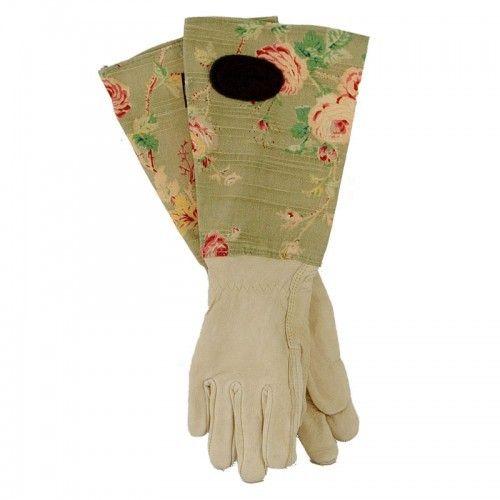 Ladies English Rose Gloves