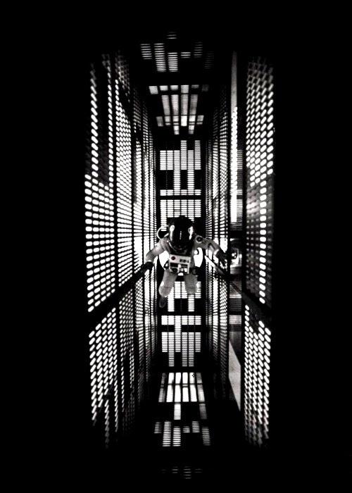 2001, uma Odisseia no Espaço.
