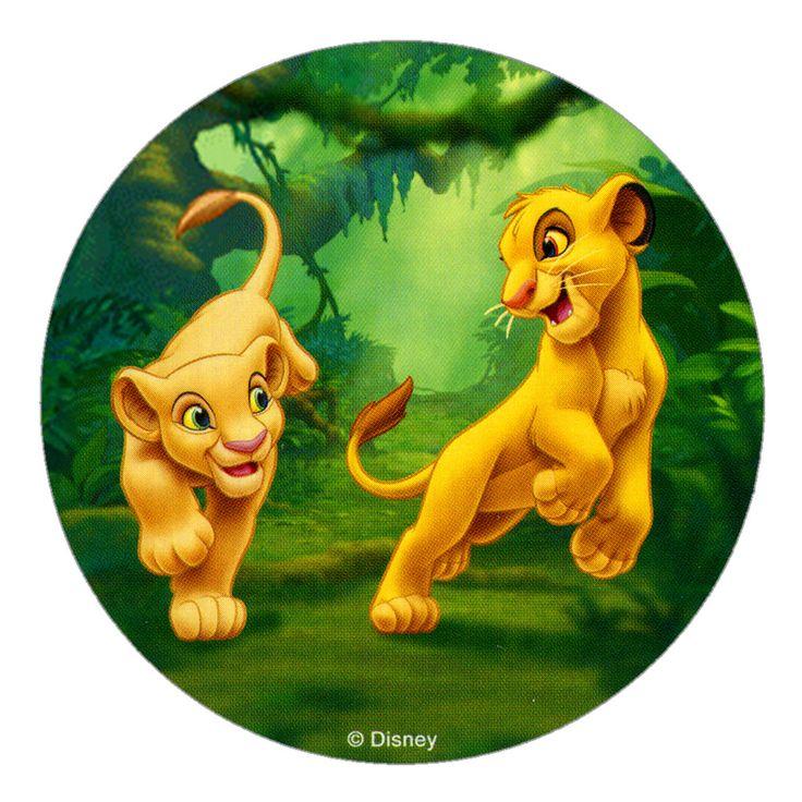 Disney Lion King Cake Toppers (8.27″) | Unique gift shop London