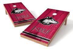Northern Illinois Huskies Single Cornhole Board - Vintage