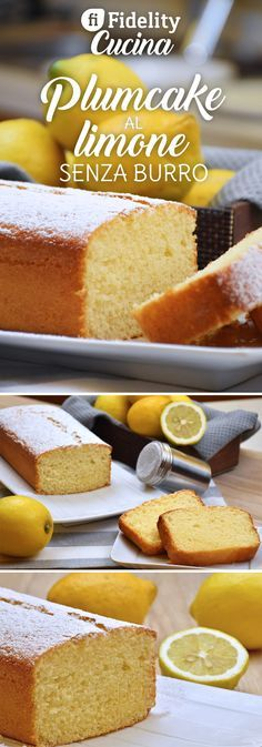 Il plumcake al limone senza burro è un dolce da colazione ideale per tutta la famiglia. Soffice, profumato e con pochi grassi sarà irresistibile. Ecco la #videoricetta