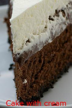cake.with.cream #recipe #love