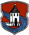 Герб Бреста на печати 1592—1651 гг.