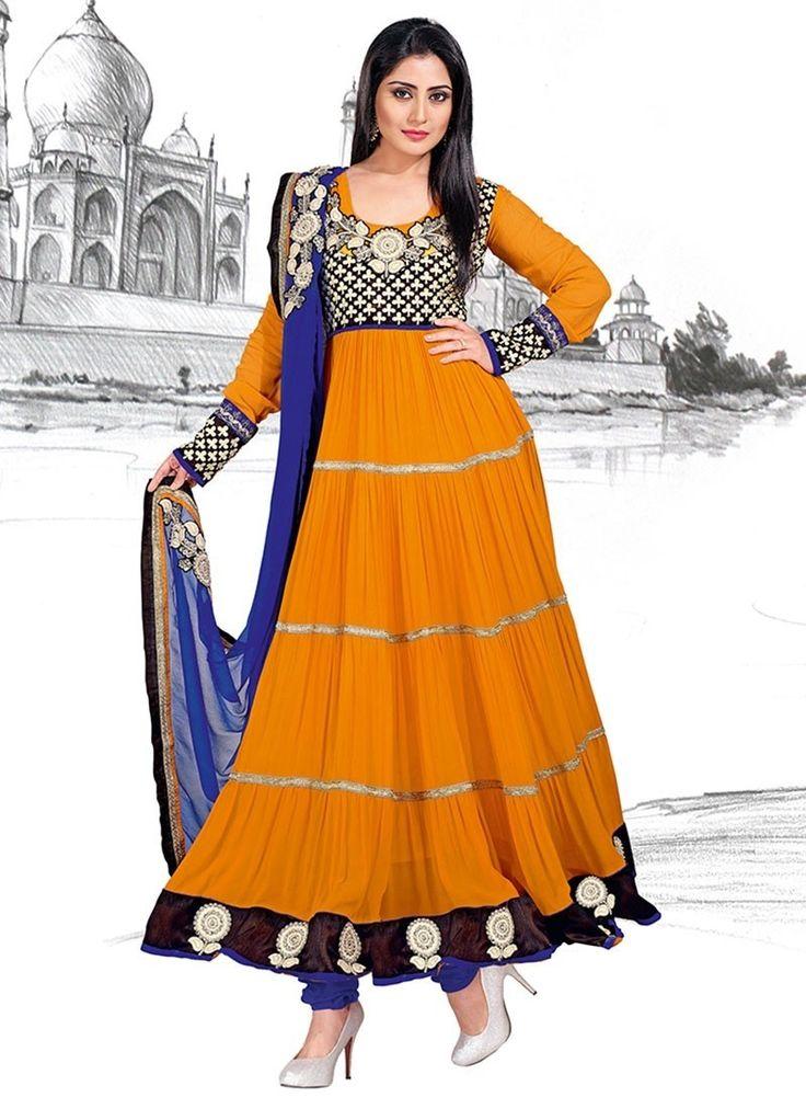Anarkali dresses online shopping in usa