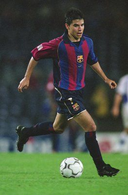 Javier Saviola [2001-2007]
