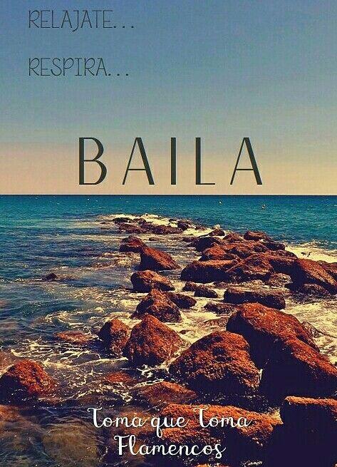 #flamenco #paisajes #respira #baile