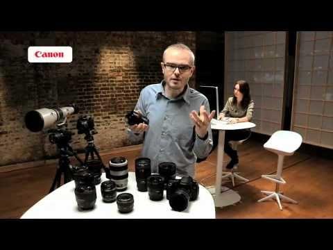 ▶ Canon EF Lenses - Lens tutorials 4/5 - Lenses for landscapes - YouTube