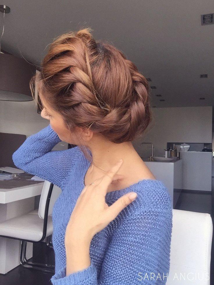 Greek Goddes hair tutorial - Sarah Angius