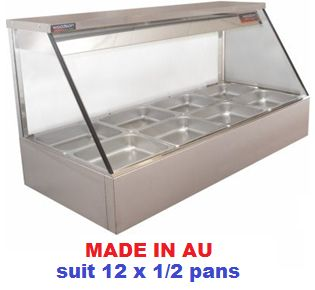 Woodson W.HFS26 Bain Marie - Hot Food Display & Bain Marie - Kitchen & Catering Equipment