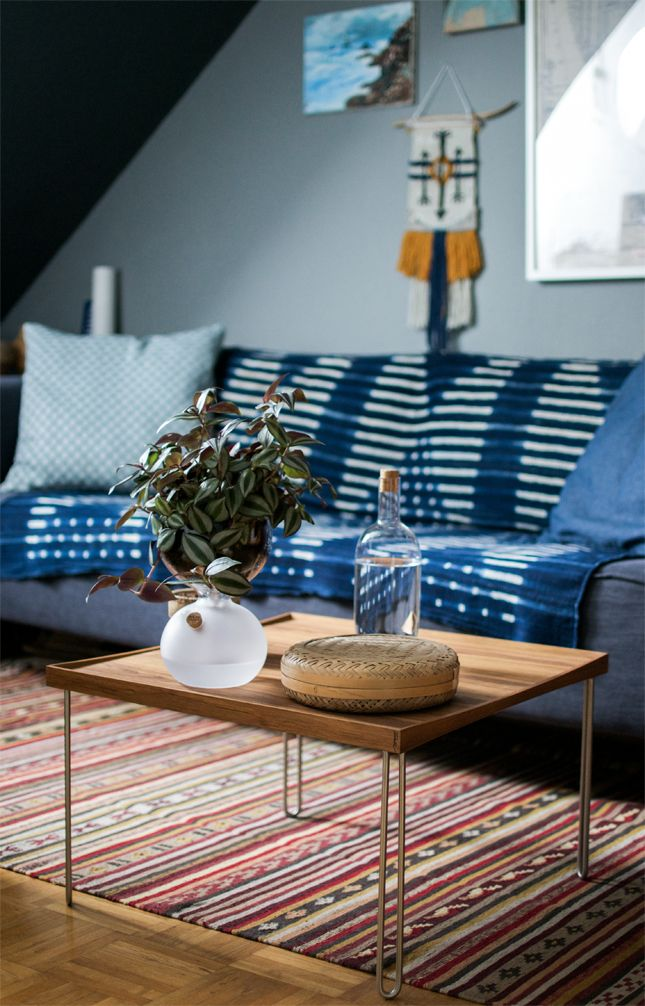 New coffee table, planter + music at home · Happy Interior Blog