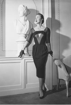 vintage oleg cassini   Vintage Fashion - 50s   Pinterest