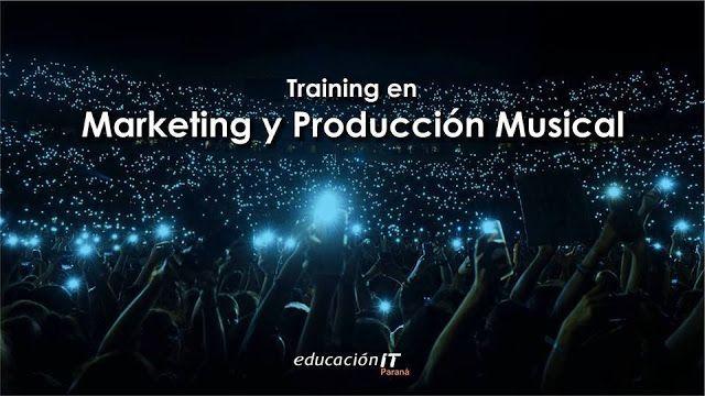 Jornada en #marketing #marketingmusical y #ProducciónMusical a cargo de #LucioStoppello #CEO de #ErMusicTV® Canal de Música y Noticias / Discos de Entre Ríos® / ERD Music®