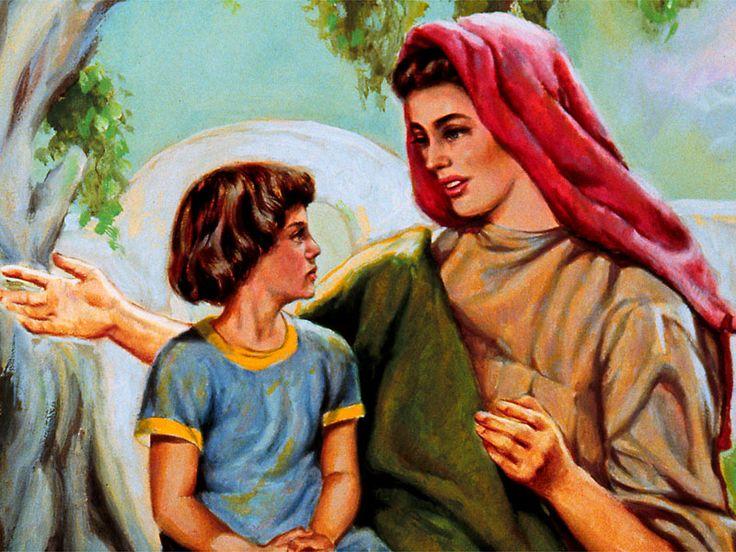 """Permulaan Yang Tenang """"Anak itu bertambah besar dan menjadi kuat, penuh hikmat, dan kasih karunia Allah ada pada-Nya"""" (Lukas 2:40). Latar belakang masa keci"""