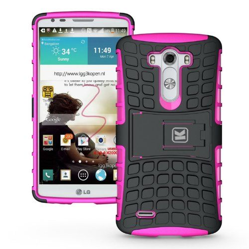 KAYSCASE ArmorBox Cover Case for LG G3 / LG G 3 Smart Phone 2014 Version (Pink) KaysCase http://www.amazon.com/dp/B00KBJ7E5Y/ref=cm_sw_r_pi_dp_TMnNub10GPACB