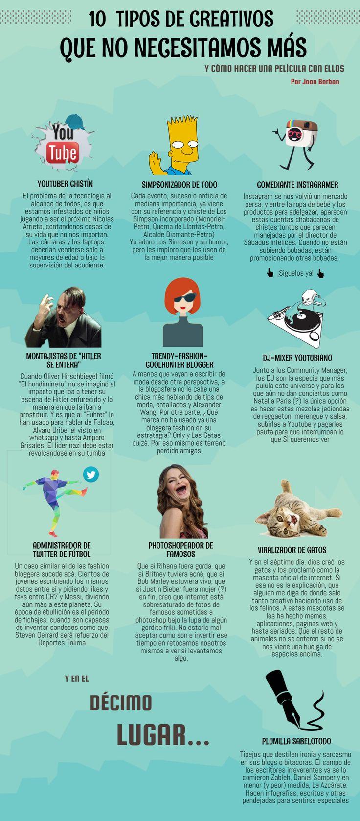 Internet y la creatividad.  Memes, gatos, youtubers y otras cosas que no necesitamos más
