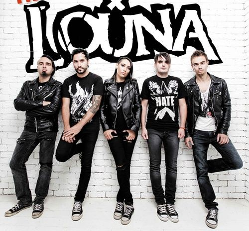 Darkest Soirée: Louna, a Russian Rock/Punk/Alternative band - one ...