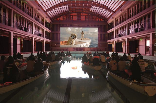34 best teaching copper sun images on pinterest copper for Life of pi swimming pool