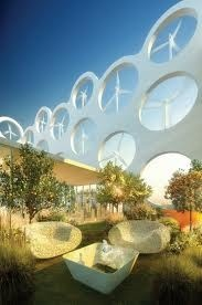 Japanese wind turbines. This looks pretty cool to me. Why doesn't the US utilize these?