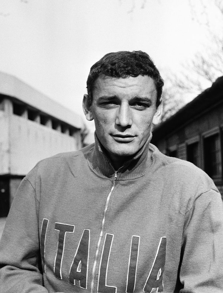 Italian soccer player Luigi Riva.   March 18, 1966