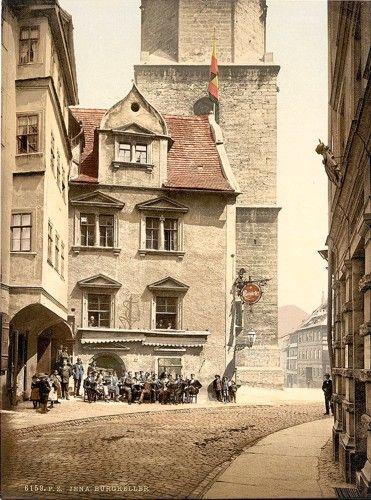 [Burgkeller, Jena, Thuringia, Germany]
