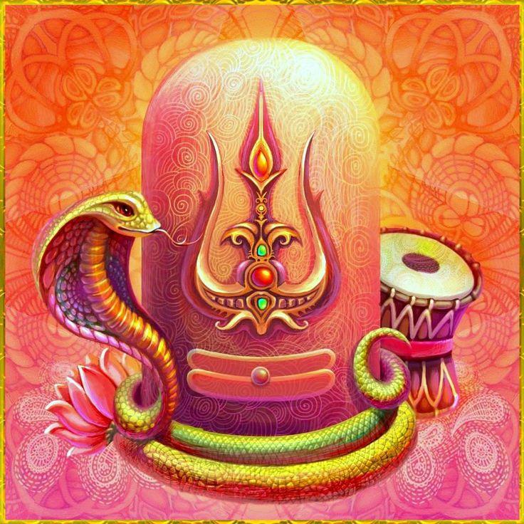 Shiv Lingam   Indian Art   Shiva, Shiva art, Shiva linga  Shiv Lingam   I...