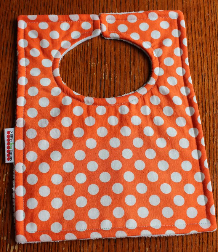 Fat Quarter Baby Bib tutorial