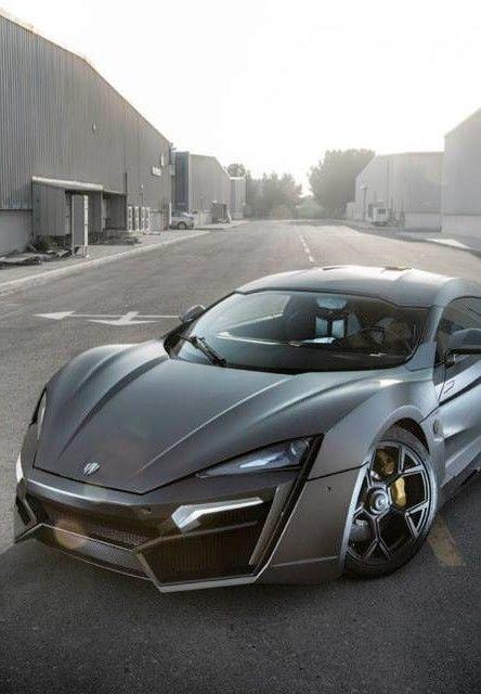 Lykan Hypersport: o supercarro árabe de US$ 3,4 milhões com diamantes nos faróis…