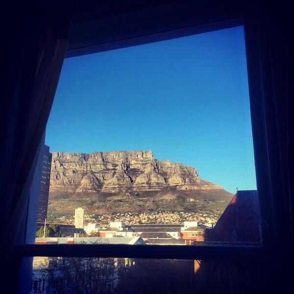"""""""@tajcapetown has 1 of the best room views I've had, but also THE most incredible staff! Seriously, wow! #BMWstories""""  - @MyCityByNight"""