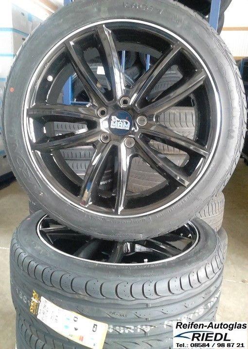 4x Kompletträder VW T5 19ZOLL MAM Felgen 255/40 R19 SYRON Reifen C, B, 69dB *NEU*