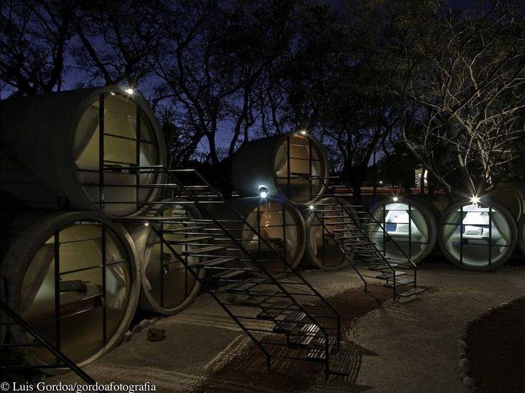 Twitter / travelbookbuddy: Pod hotels offer cheap,stylish ...
