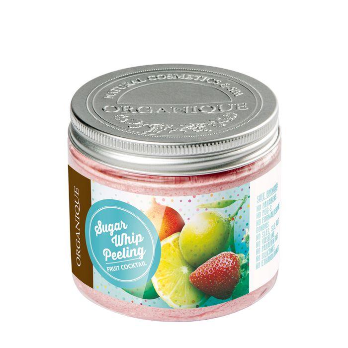 Cukrowa pianka peelingująca do ciała Owocowy koktajl 200 ml
