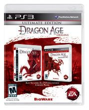Boxshot: Dragon Age Origins: Ultimate Edition by Electronic Arts