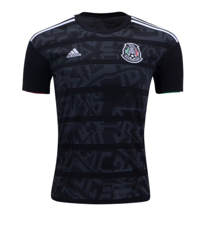 Mexico Jersey 2020 World Cup.Men S Mexico Home Soccer Jersey Black 2019 2020 Canada