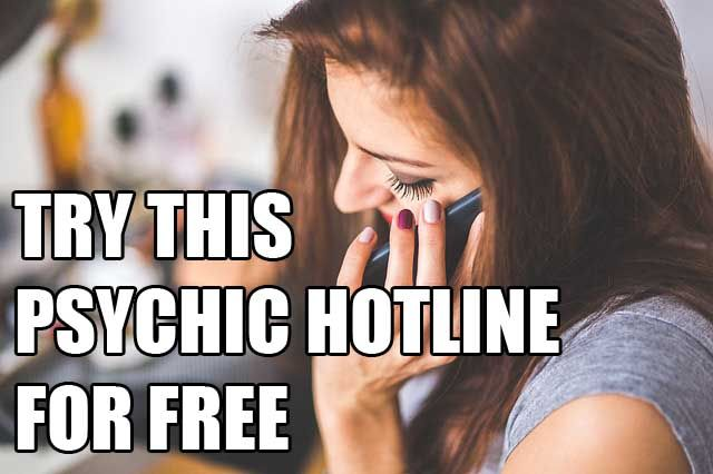Did you know that you can get a psychic hotline number for free? It is true! You can get accurate readings from a professional psychic at no cost. This is
