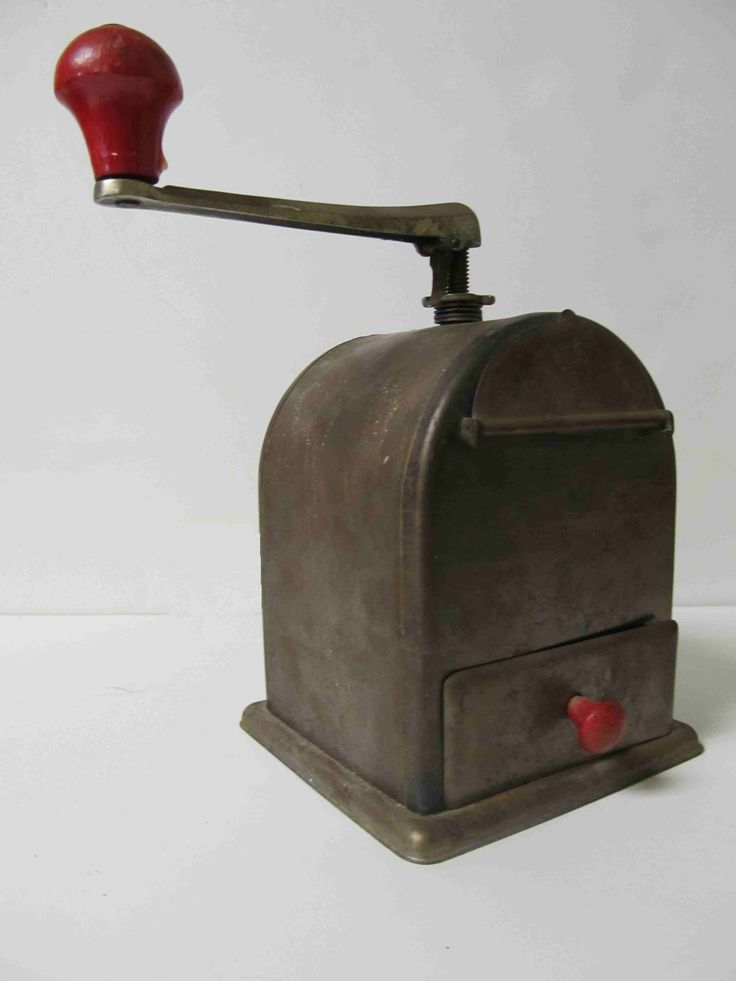 Handleiding Princess Coffee Maker And Grinder : 362 best antique coffee grinders and coffee cans images on Pinterest Vintage tins, Coffee tin ...