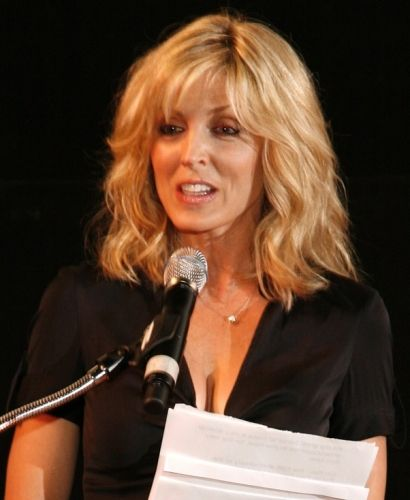 Marla Maples - Mature Hairstyles