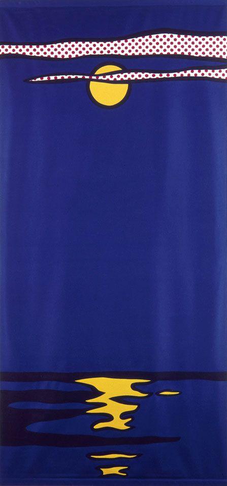 Joining the dots: Pop master Roy Lichtenstein riffs on the sea at Guild Hall | Art | Wallpaper* Magazine