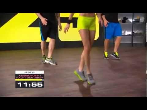Focus T25 Alpha Speed full workout video