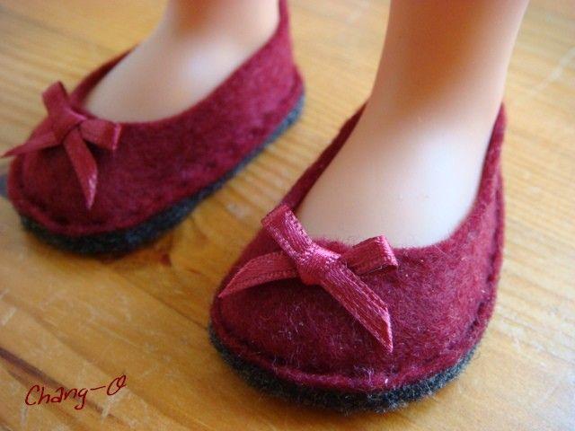 tuto Ballerines et autres chaussures