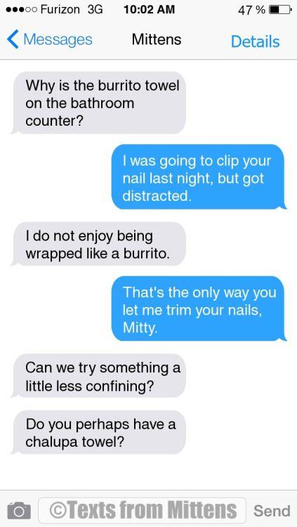 Burrito Towel