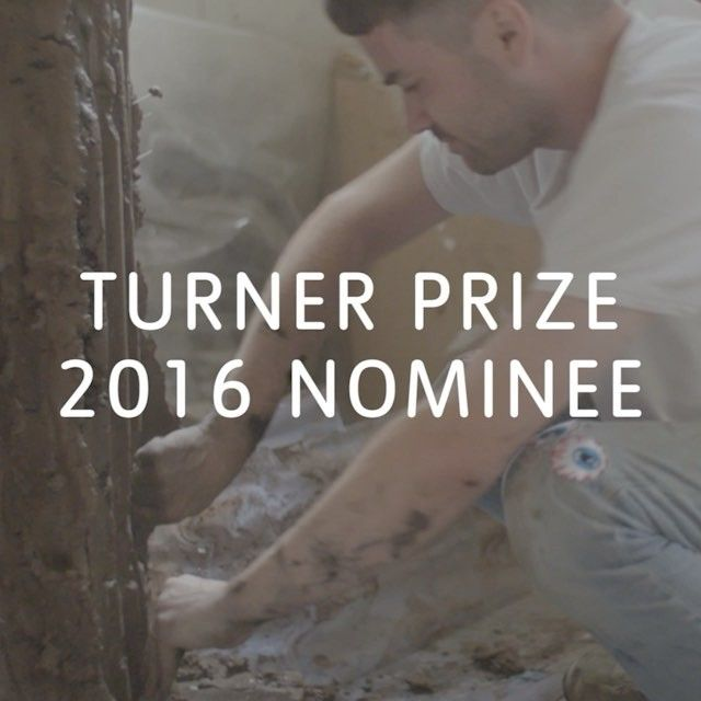#TurnerPrizeTakeover: 'The idea of democratic ceramics, to know that anyone could do this.' Michael Dean is one of this year's Turner Prize nominees. Link to full film in bio☝ ⠀⠀⠀⠀⠀⠀⠀⠀⠀⠀⠀⠀⠀⠀⠀⠀ Turner Prize. Discuss.