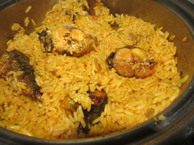 Nigerian Concoction Rice Low Cost Recipes Food And Recipes With Simple Steps Nigerian Recipes Nigerian Food African Cooking