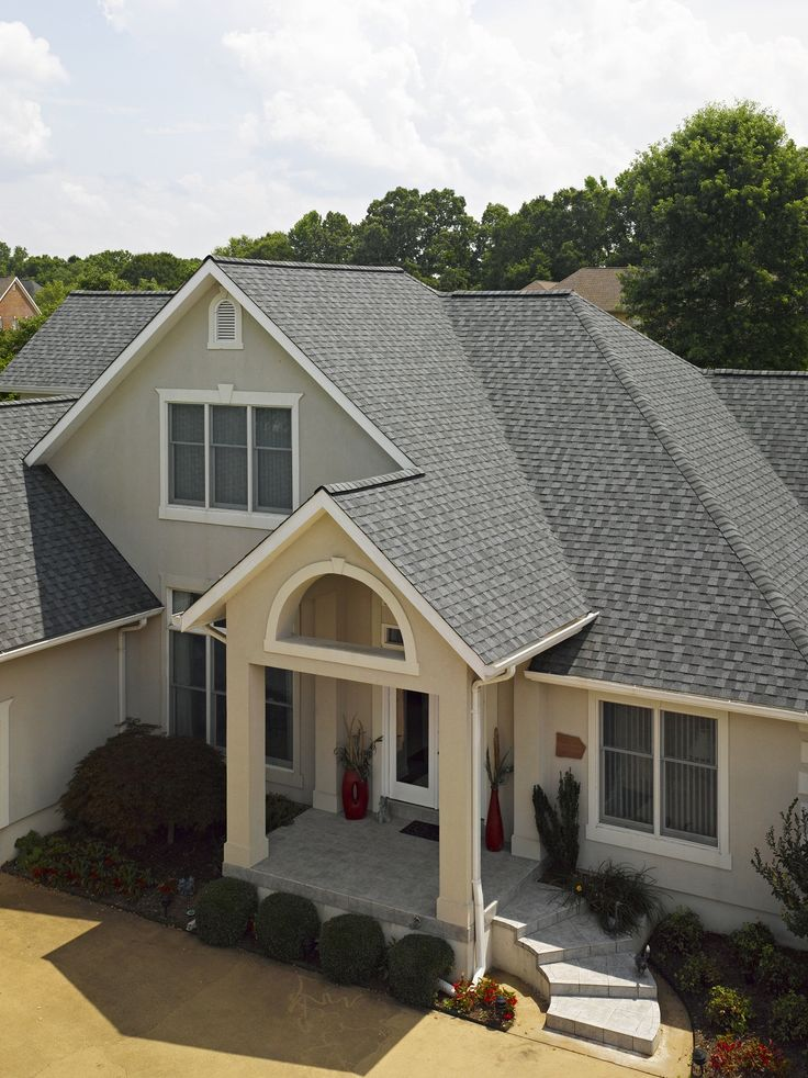 Best Certainteed Landmark In Pewter Shingles Roofs 640 x 480