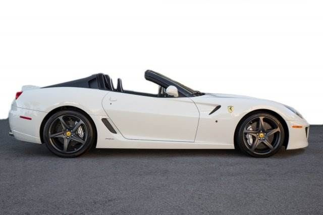 2011 Ferrari 599 SA Aperta Base - Newport Beach California area Ferrari dealer near Los Angeles California – New and Used Ferrari dealership Long Beach Anaheim Van Nuys California