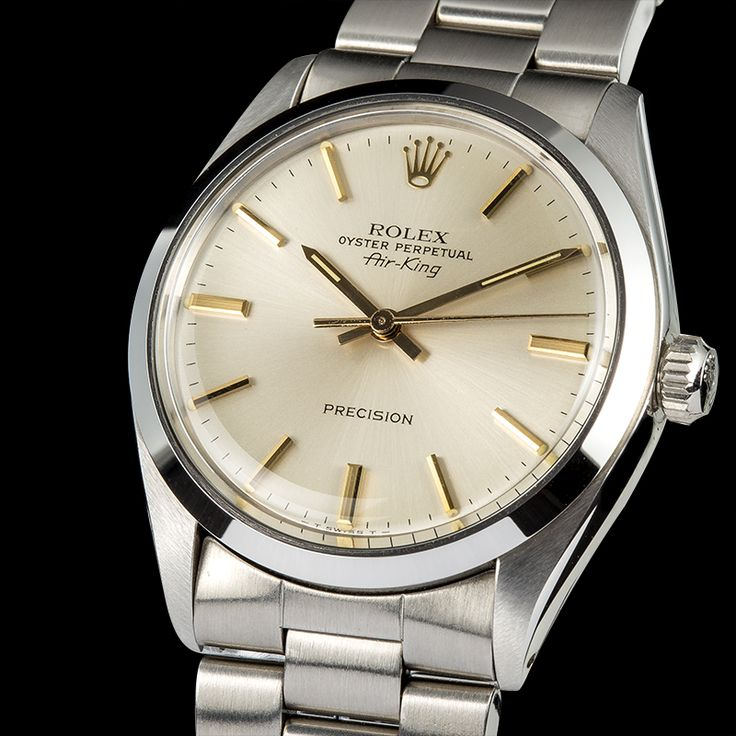 New Old Stock (NOS) Rolex Air-King circa 1977
