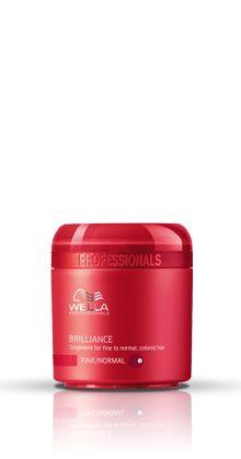 Wella product: Profess Brilliance, Wella Brilliance, Wella Profess, Brilliance Treatments, Hair Treatments, Hair Care, 507 Oz, Colors Hair, Beautiful Products