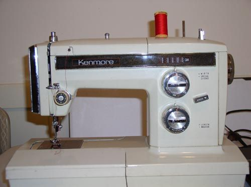 Kenmore 40 Sewing Machine Manual Kenmore 4040 4040 Amazing Kenmore Sewing Machine Model 158